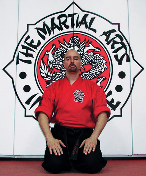 Sensei Anthony Arango